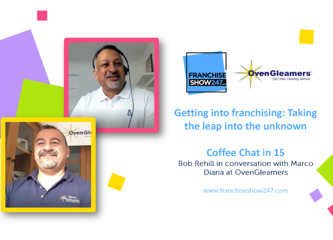 Coffee Chat All Thumbnails - Ovenglemers - Getting into franchising