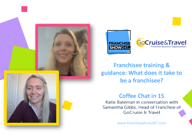 Coffee Chat All Thumbnails - GoCruise - franchisee training & guidance