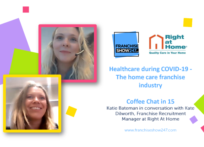 Coffee Chat All Thumbnails - Right at home - Healthcare during COVID-19
