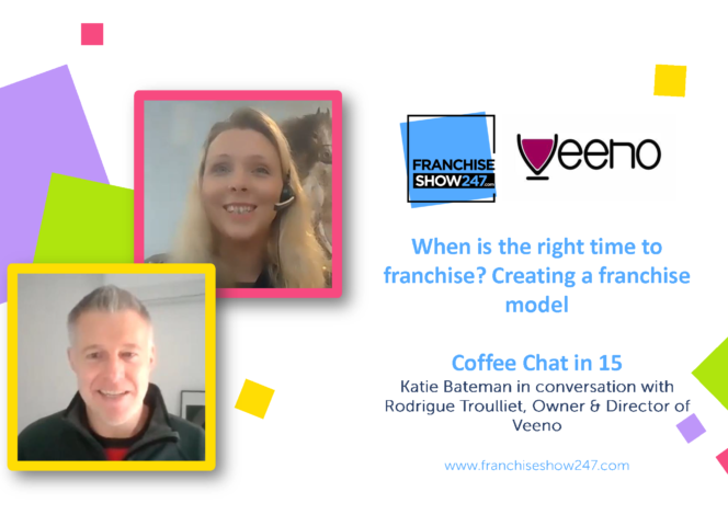 Coffee Chat All Thumbnails - Veeno Bars - right time to franchise