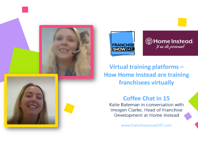 Coffee Chat All Thumbnails - Home Instead - Virtual training platforms
